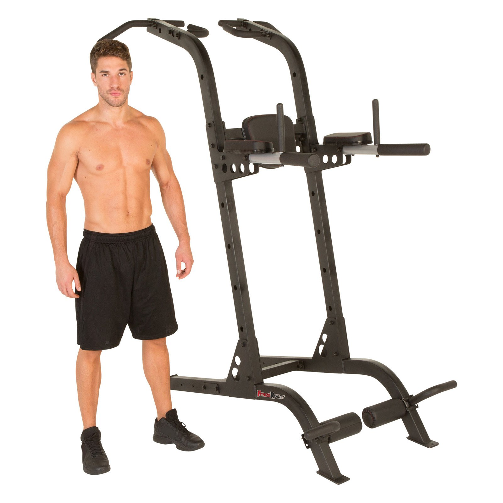 FITNESS REALITY X-Class Multi-Function Power Tower (Box 1 of 2)