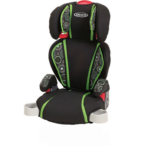 Graco Highback TurboBooster Booster Seat, Spitfire