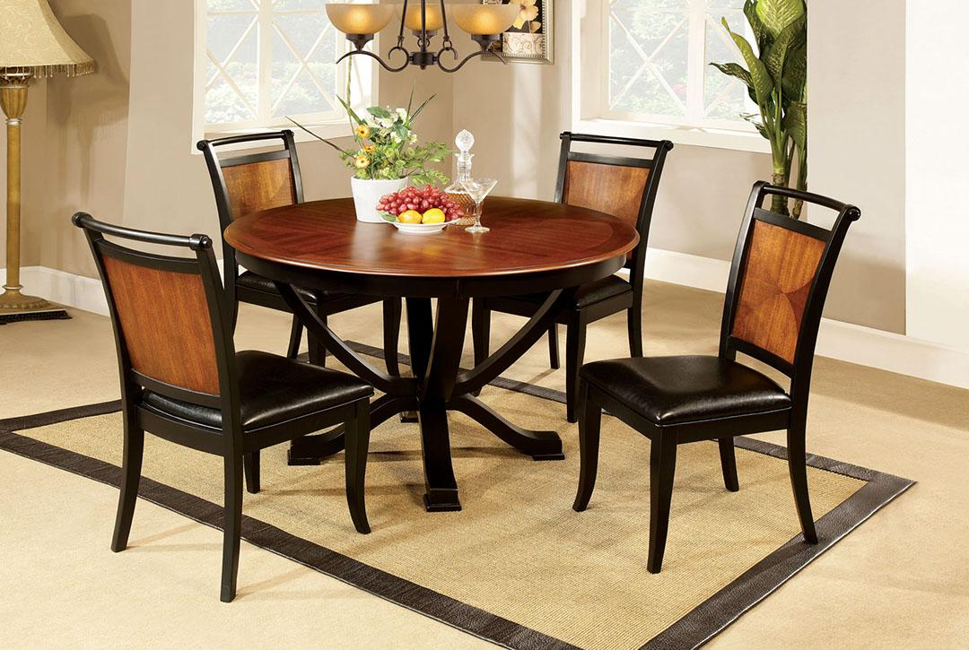 """Fairbank 48"""" Round Dining Table by Urbal Furnishings"""