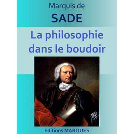 La philosophie dans le boudoir - eBook (Burlesque Boudoir)
