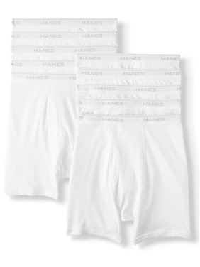 Hanes Big Men's SUPER VALUE 10 Pack Comfortflex Waistband Boxer Brief