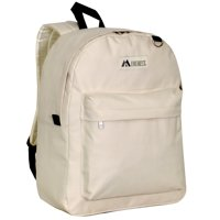 Everest Luggage Printed Pattern Backpack