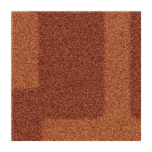 Milliken Modern Times Uptown Fall Orange Area Rug