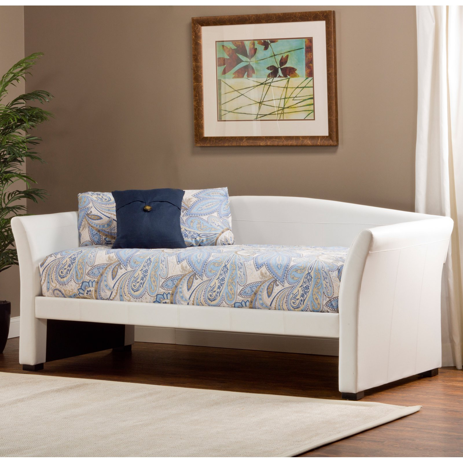 Hillsdale Montgomery Daybed - White