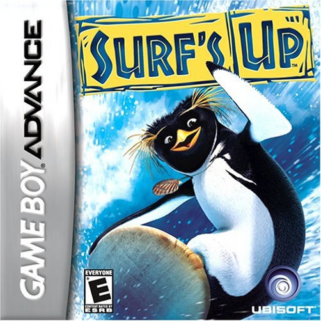 Surf''s Up GBA