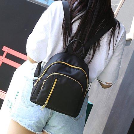 Iuhan Women Girl Oxford Cloth Backpack Student Satchel Travel School Rucksack