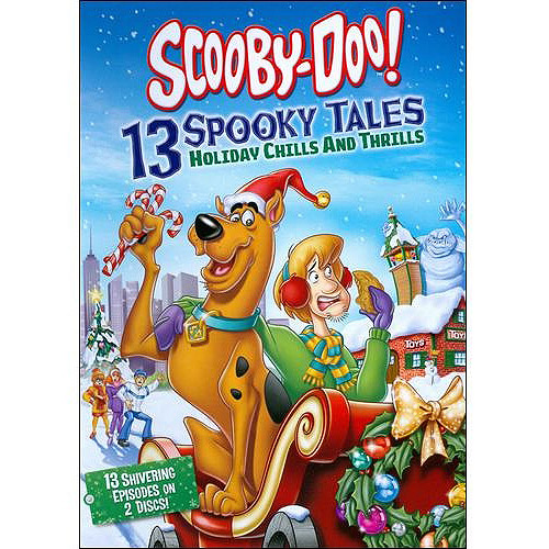 Scooby-Doo! 13 Spooky Tales: Holiday Chills And Thrills (Full Frame)