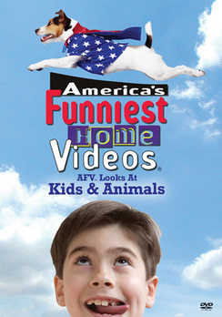 Americas Funniest Home Videos: AFV Looks at Kids & Animals (DVD) by Sony Music Distribution