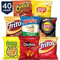 Frito-Lay Party Mix Snacks Variety Pack, 1 oz 40 Count