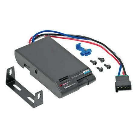 Reese 83501 Brakeman Compact RV Trailer Brake Control (Compact Trailer)