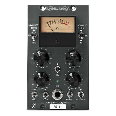 Lindell Audio Retro RE-51 500-Series Mic Pre