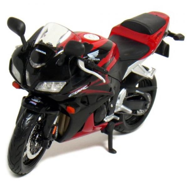 Honda CBR 600RR Motorcycle 1:12 Scale (Red) by Maisto by