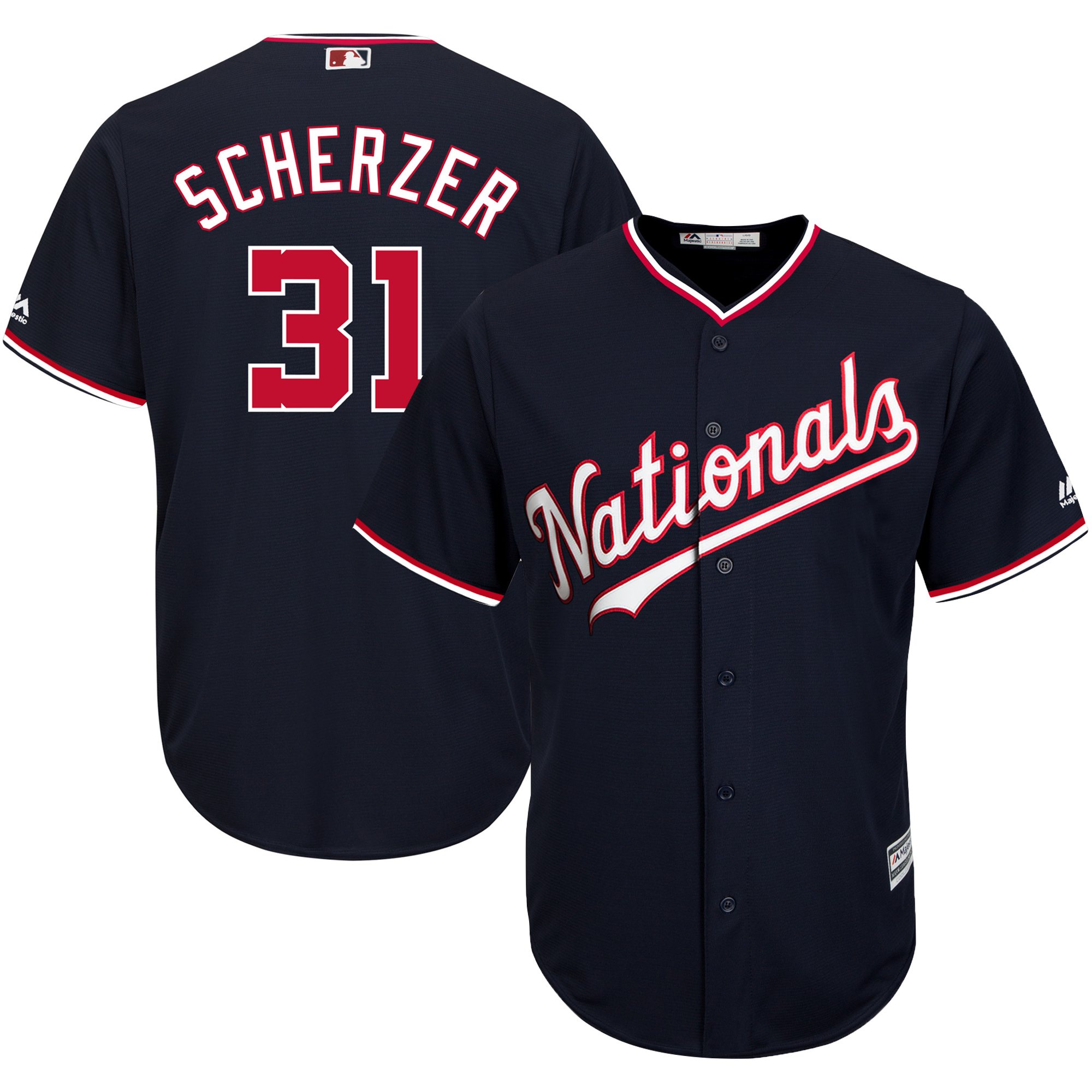 7961c3d77 Washington Nationals Team Shop - Walmart.com