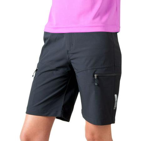 358c475f8 Aero Tech Women's Urban Cargo Shorts Multi-Sport Commuter short -  Walmart.com