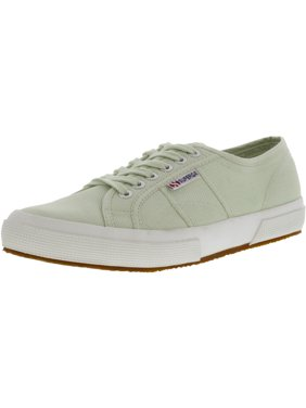 Superga 2750 Cotu Classic Mint Green Ankle-High Canvas Fashion Sneaker - 9.5M / 8M