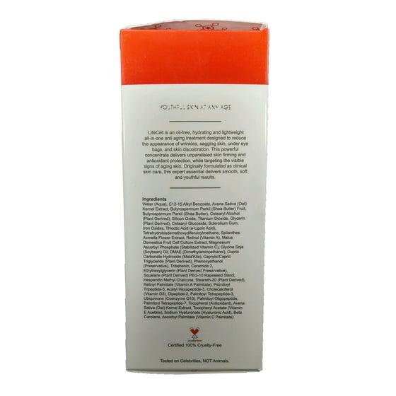970bd4c6086 Lifecell - LifeCell Anti-Aging Wrinkle Skin Care Creme - Walmart.com