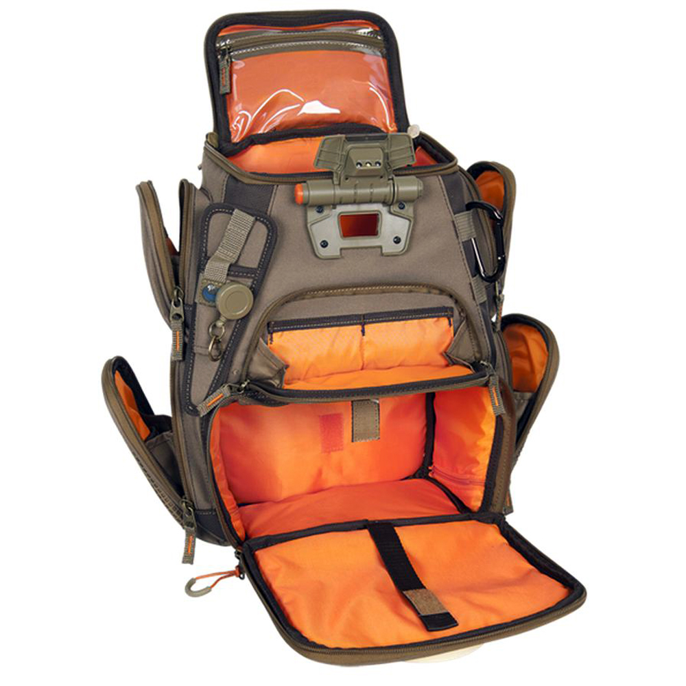 WILD RIVER WN3503 RECON TACKLE BACKPACK SMALL LIGHTED W/O