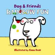 Dog and Friends Rainbow Fun (Board Book)