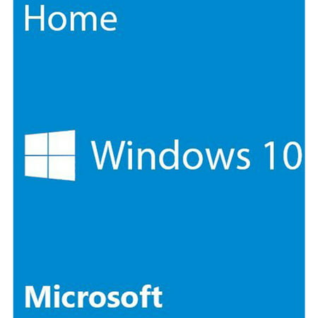 Microsoft Windows 10 Home 64-bit (OEM Software) ()
