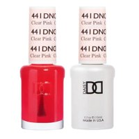 DND - Gel & Lacquer - Clear Pink - #441