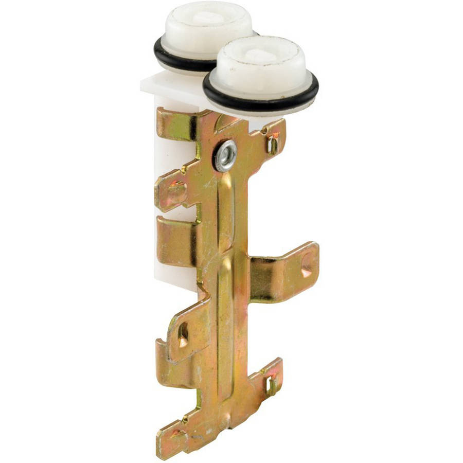 Prime-Line Products N 7423 Closet Door Guide Roller, 2-Pack