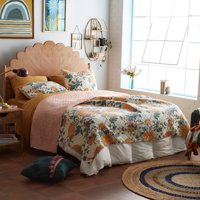 Vintage Floral Quilt Set by Drew Barrymore Flower Home