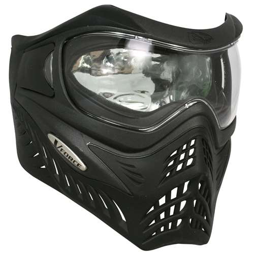 V-FORCE Grill Paintball Mask   Goggles with Thermocured Anti-Fog Lense Black by G.I. Sportz
