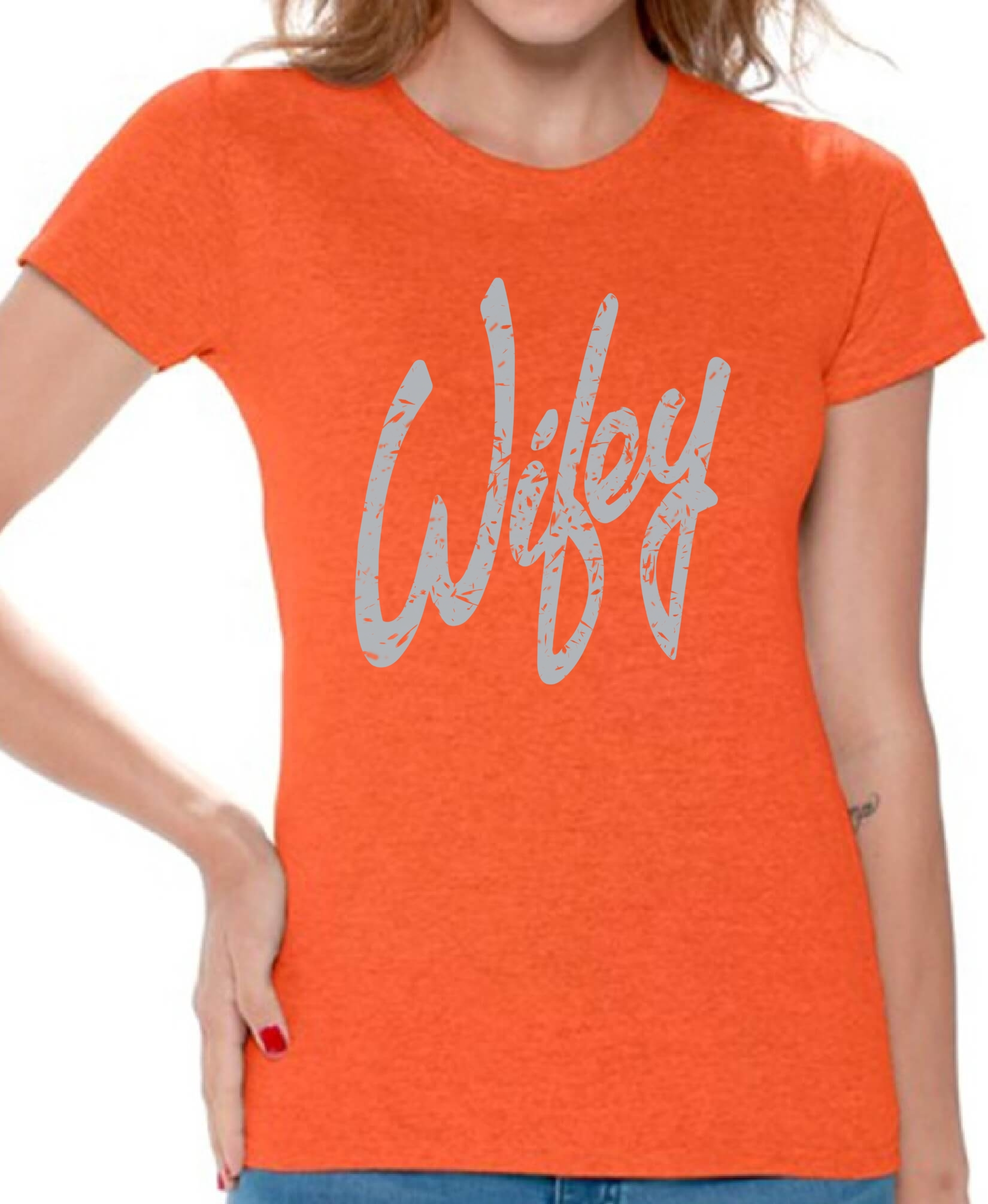 Wifey T Shirt Best Wife Gift Anniversary Birthday Wedding Women Ladies Tee Top