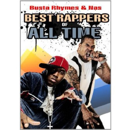 Best Rappers of All Time: Busta Rhymes and Nas (The Best Christian Rappers)