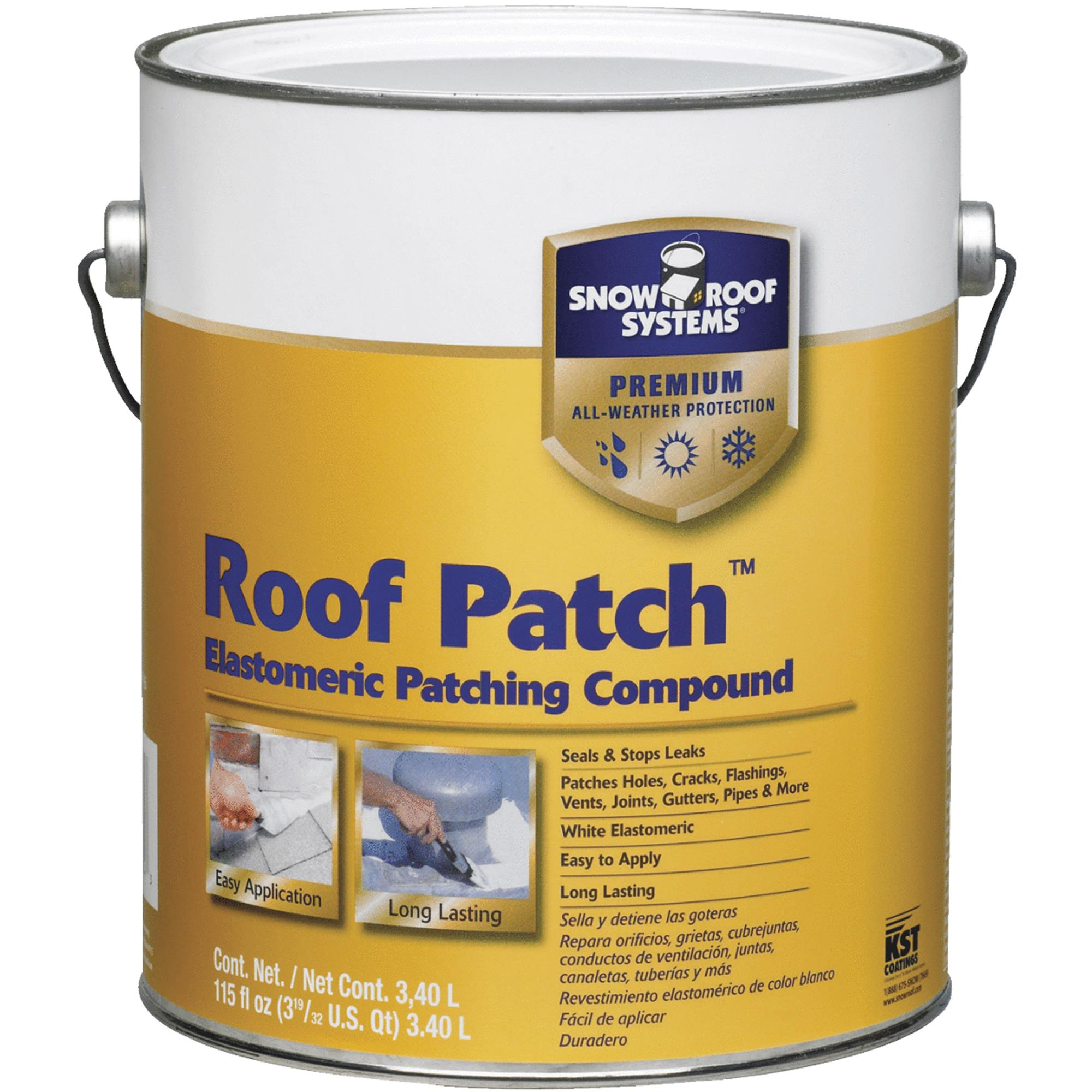 Roof Patch Elastomeric Patching Compound