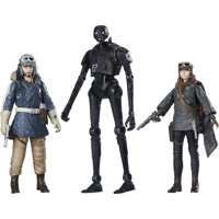 3 Pack Star Wars Rogue One Rebel Figures