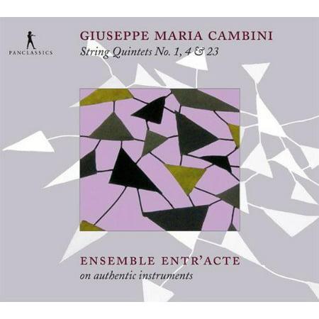 String Quintets No. 1 4 & 23