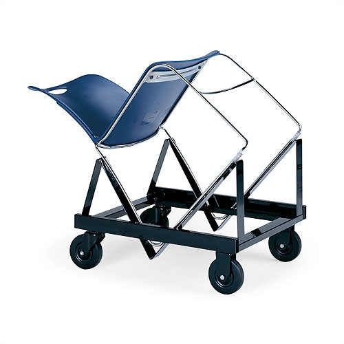 KI Furniture Maestro 240 lb. Capacity Chair Dolly