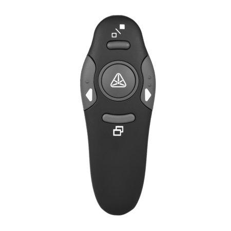 2 4Ghz Wireless Usb Powerpoint Presentation Ppt Flip Pen Pointer Clicker Presenter With Red Light Remote Control For Teacher Lecturer Professor Scholar