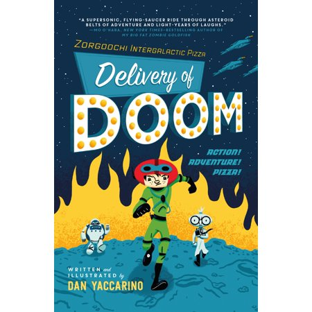 Zorgoochi Intergalactic Pizza : Delivery of Doom
