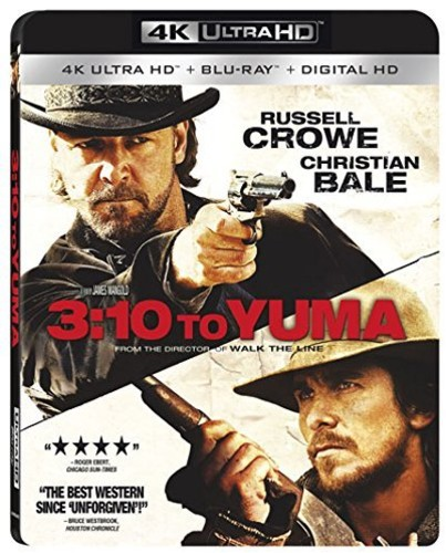 3:10 to Yuma (4K Ultra HD + Blu-ray + Digital HD)