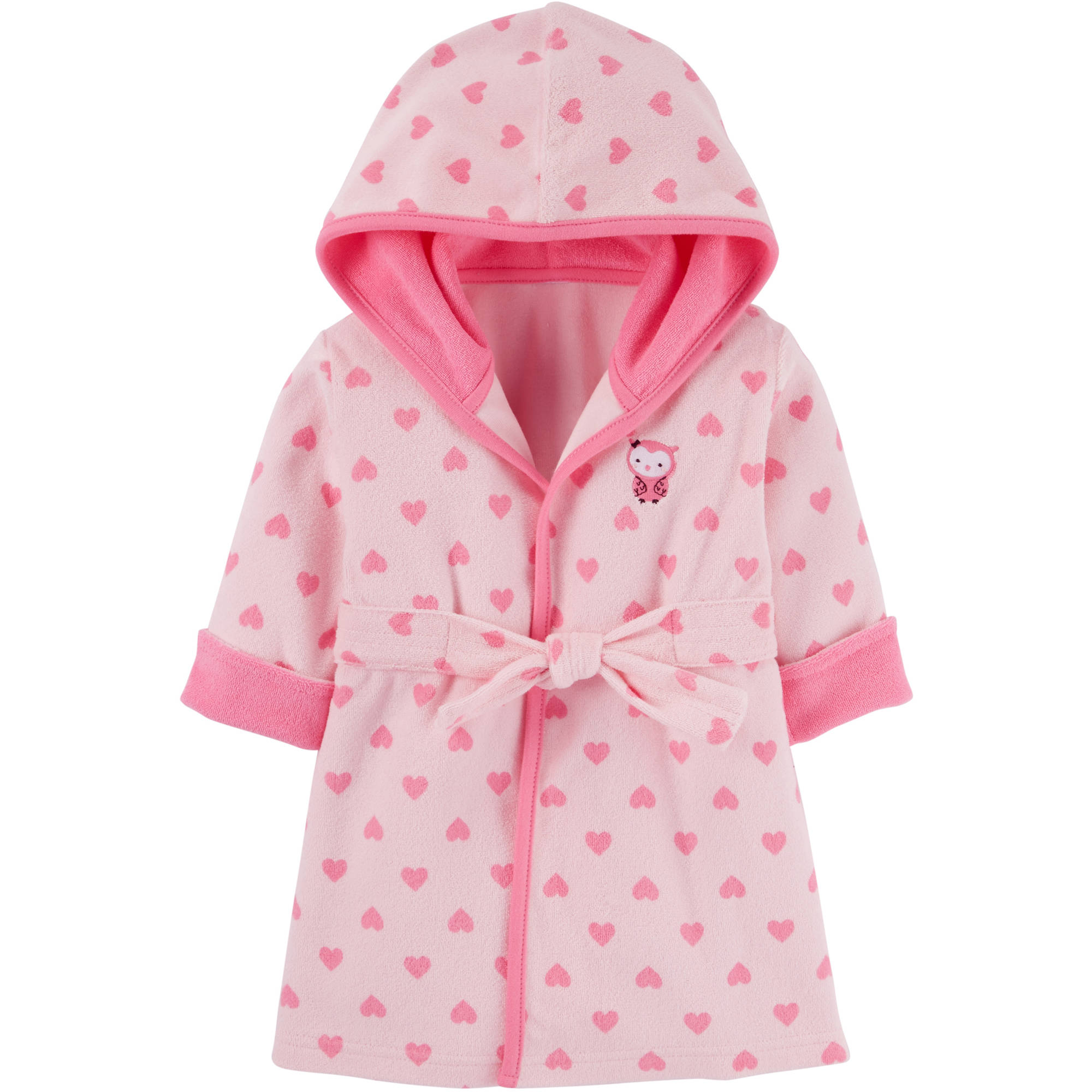 Child Of Mine by Carter's Newborn Baby Girl Robe