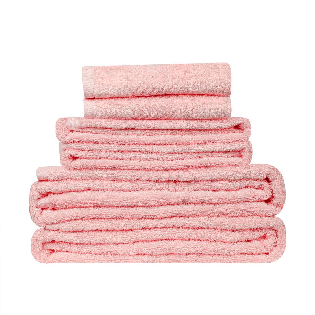 100% Cotton Bath Towel Set Soft Extra-Absorbent Bath Towels,Hand towels,Wash cloth