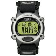 Men's Expedition Digital CAT Watch, Black Fast Wrap Strap