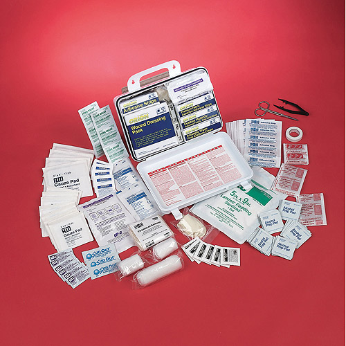 Orion Safety Products Cruiser Marine First Aid Kit