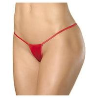 SILK Micro G-String Thong Panty Y-Back