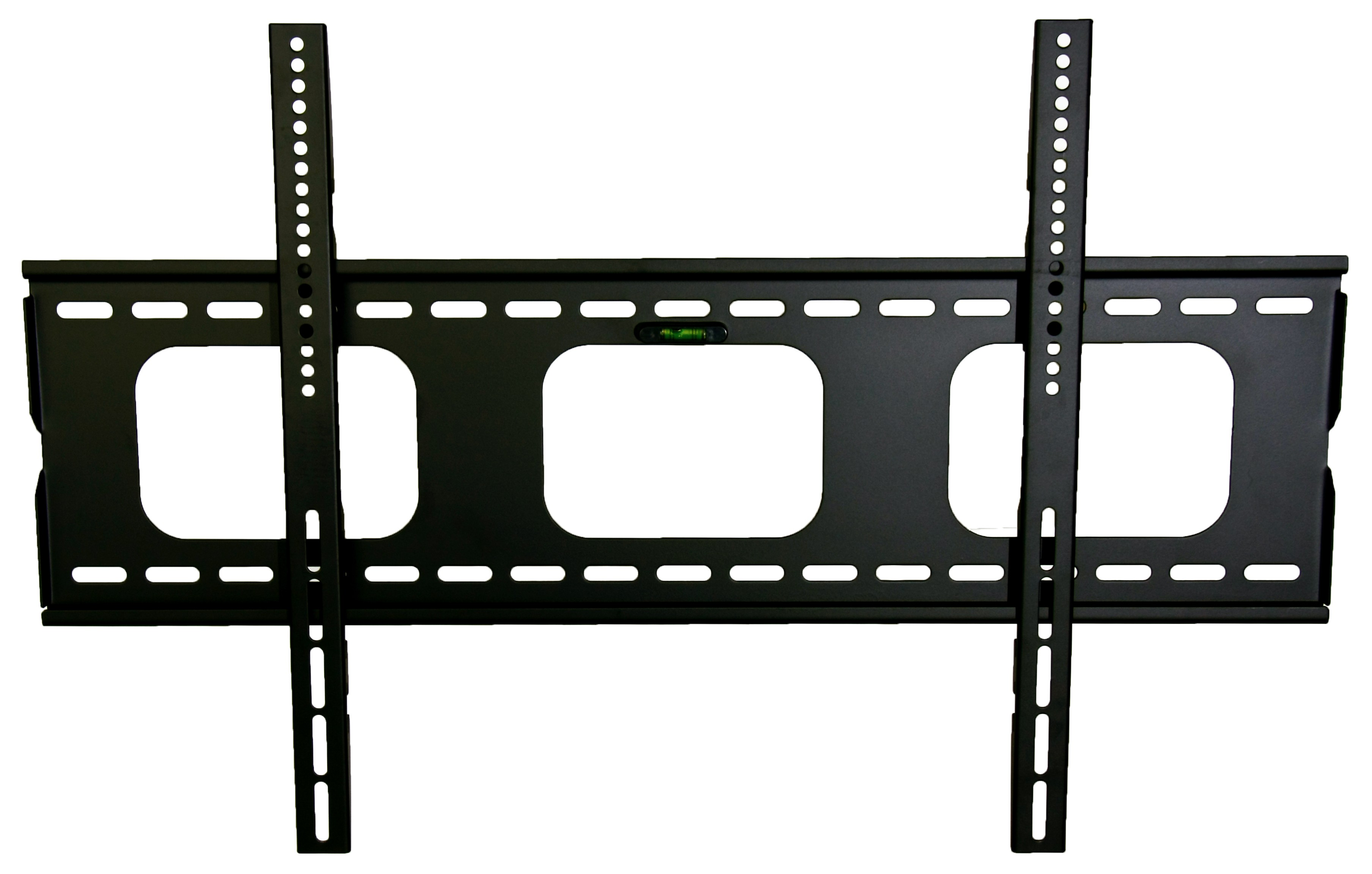 mountit premium tv wall mount for flat screen tvs fixed low profile