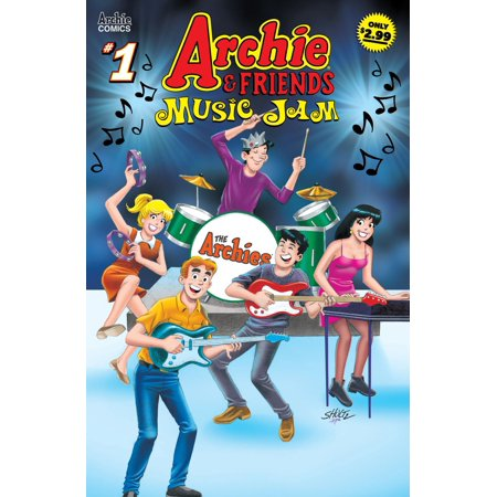 Jam Pack World Music - Archie & Friends: Music Jam #1 - eBook