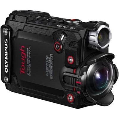Olympus Camcorders (Olympus Tough TG-Tracker Digital)
