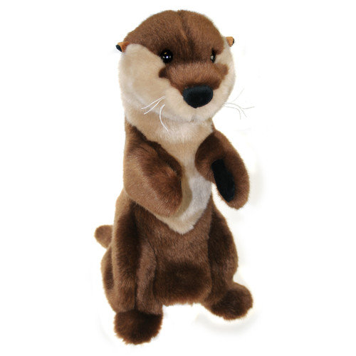 The Puppet Company Long-Sleeved Otter Glove Puppet