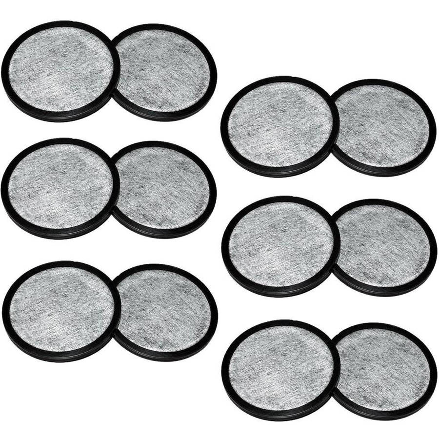 Newhouse Charcoal Filters (12-Pack) Replacement Charcoal Water Filters for Mr. Coffee Machines