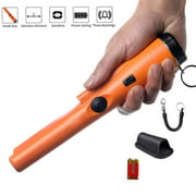 Handheld Pin Pointer Metal Detectors for Adults, Wand Water Proof Stick Pinpointer Metal Detectors