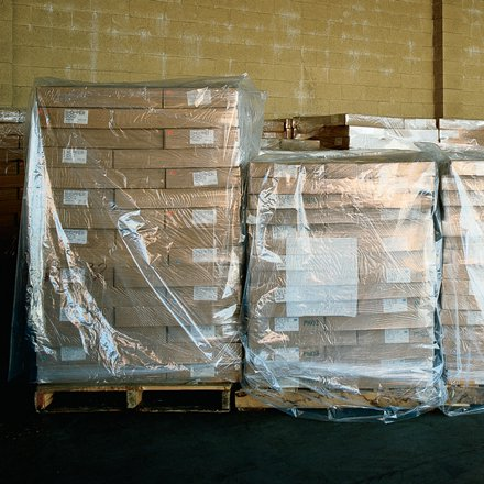3 Mil Pallet Covers - PC131 26 In x 24 In x 48 In 3 Mil Clear Pallet poly bags Covers & Bin Liners protect large items from dirt & dust CASE OF 50