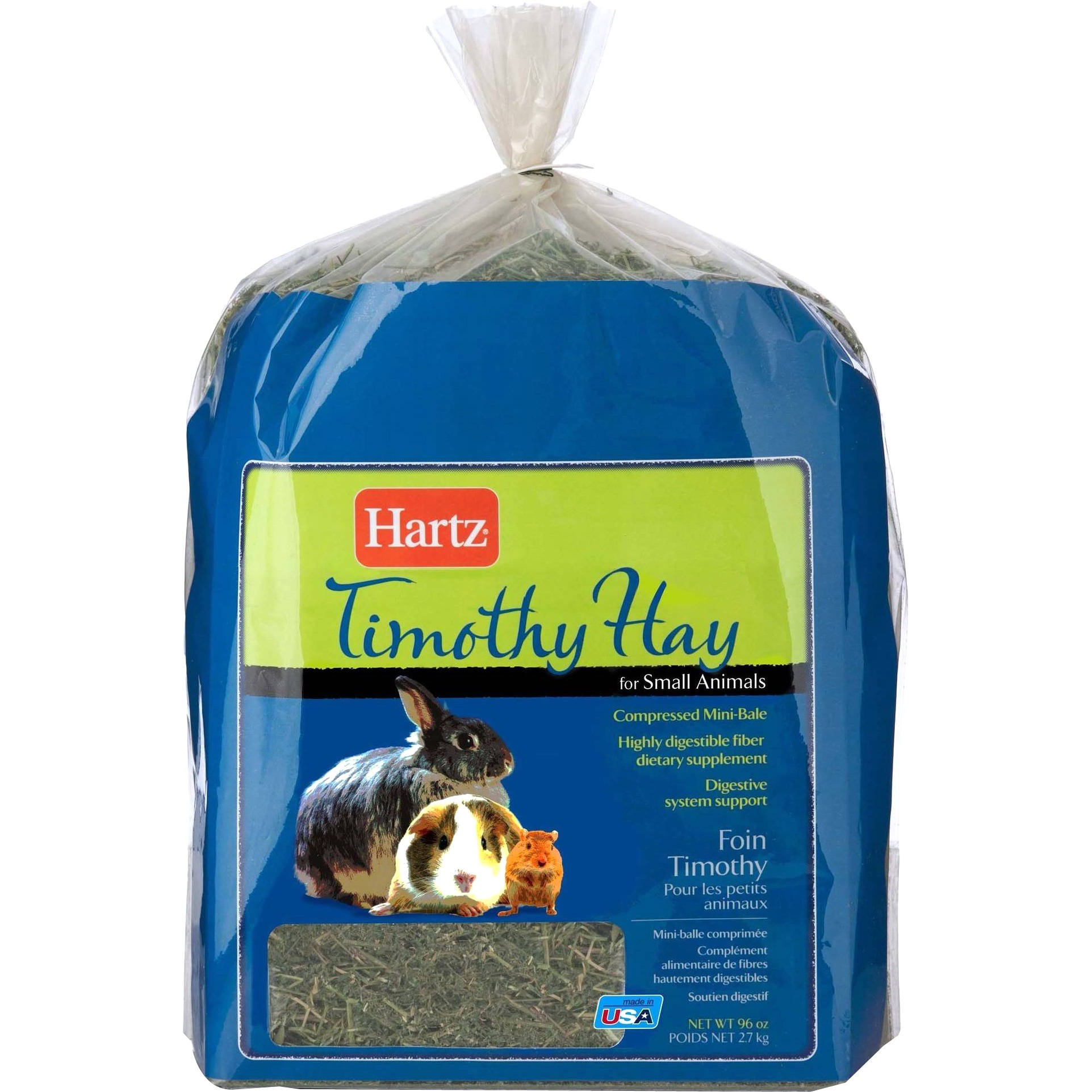 Hartz Ultra Timothy Hay, 96 oz