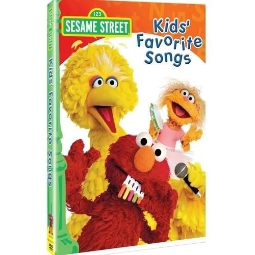 Sesame Street: Kids' Favorite Songs (Full Frame)